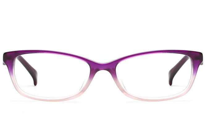 Jezibel Oval Eyeglasses