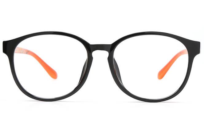 Vikki Round Eyeglasses