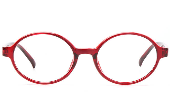 Brianne Oval Eyeglasses
