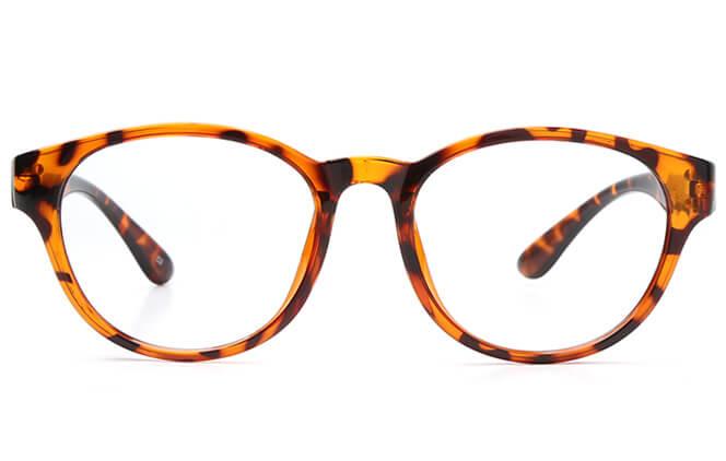 Caity Round Eyeglasses