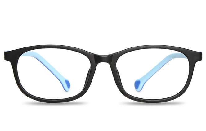 Dezirae Kids' Rectangle  Eyeglasses