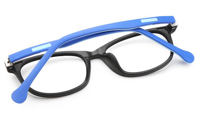 Dezirae Kids' Rectangle  Eyeglasses