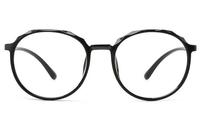 Ryan Round Eyeglasses