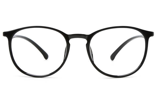 Orlando Round Eyeglasses