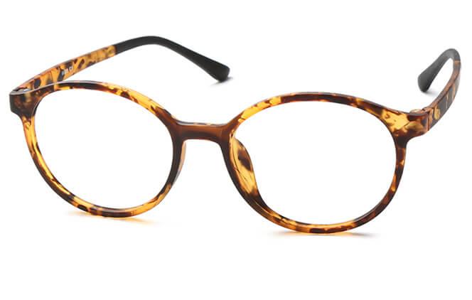 Ewan Round Eyeglasses фото