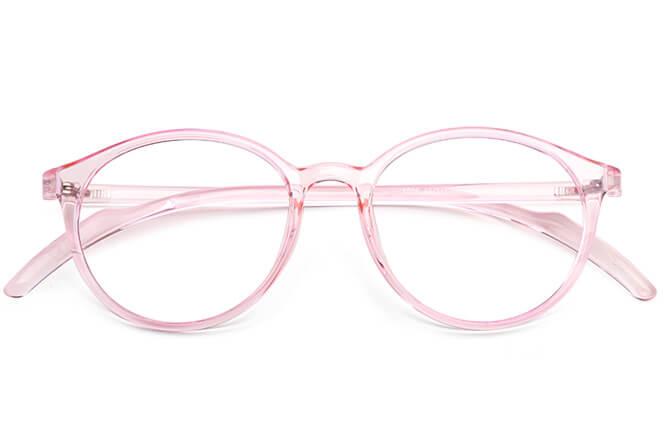 Ingrid Round Eyeglasses