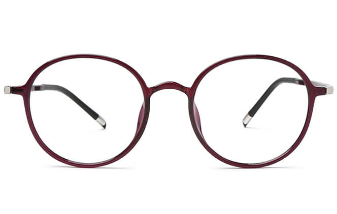 Marilyn Round Eyeglasses