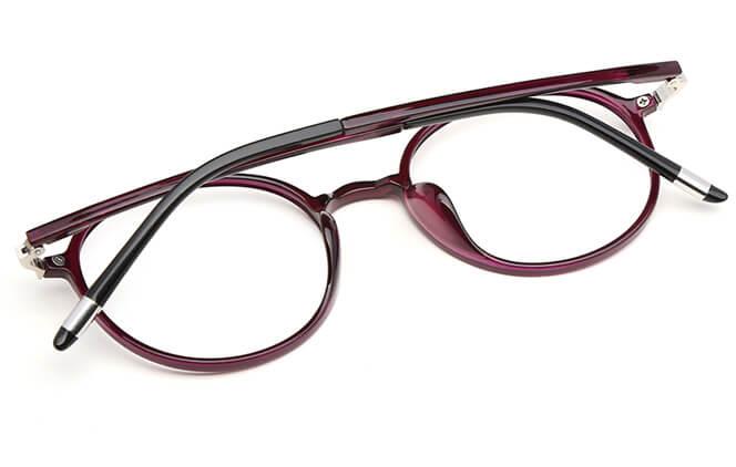 Marilyn Round Eyeglasses