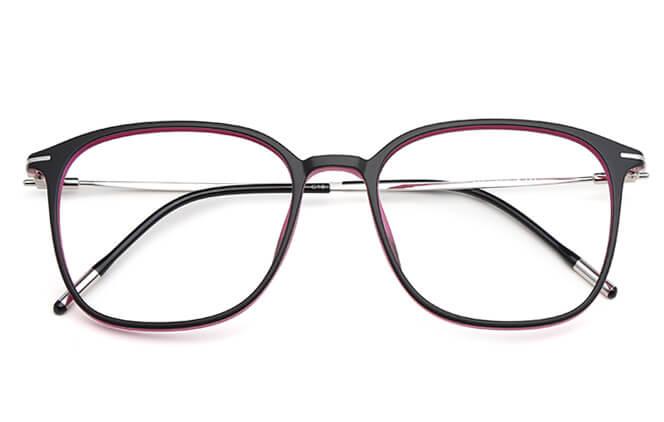 Clint Rectangle  Eyeglasses