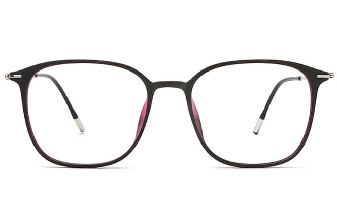 Clint Rectangle  Eyeglasses