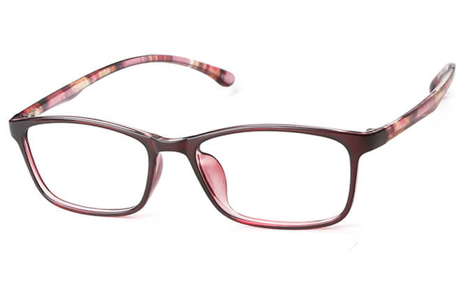 Joan Rectangle Eyeglasses фото