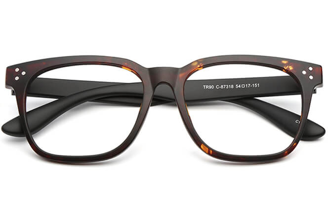 Monte Rectangle  Eyeglasses