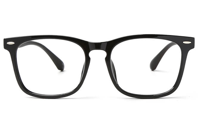 Josh Rectangle  Eyeglasses