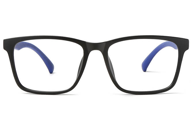 Chevy Rectangle  Eyeglasses