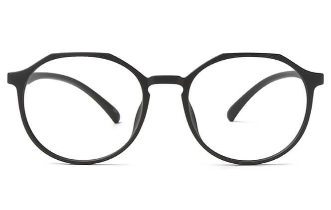 Jonas Round Eyeglasses