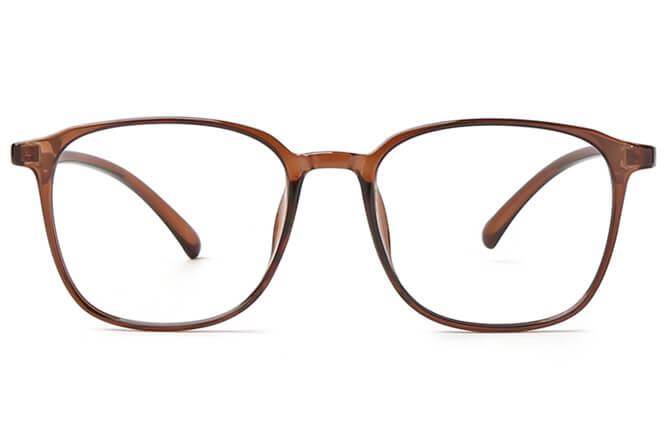 Freddie Squre Eyeglasses