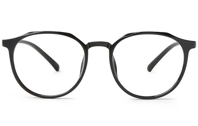 Alizee Round Eyeglasses