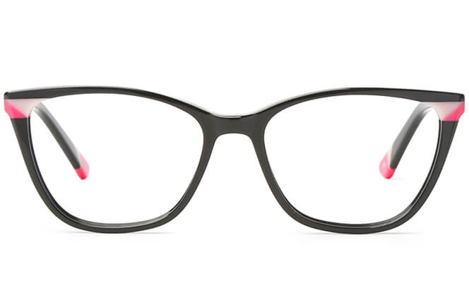Corinna Spring Hinge Cat Eye Eyeglasses