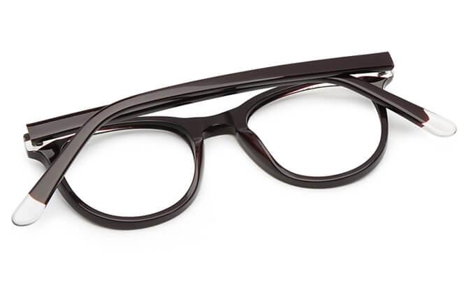Russian Spring Hinge Cat Eye Eyeglasses