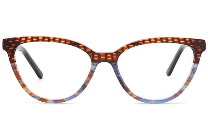 Heidi Spring Hinge Cat Eye Eyeglasses