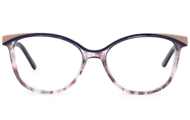 Liv Spring Hinge Cat Eye Eyeglasses