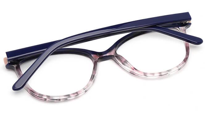 Liv Spring Hinge Cat Eye Eyeglasses