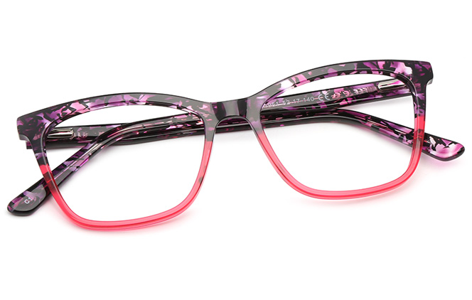 Holly Spring Hinge Cat Eye Eyeglasses