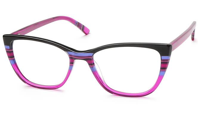 Alison Spring Hinge Cat Eye Eyeglasses фото