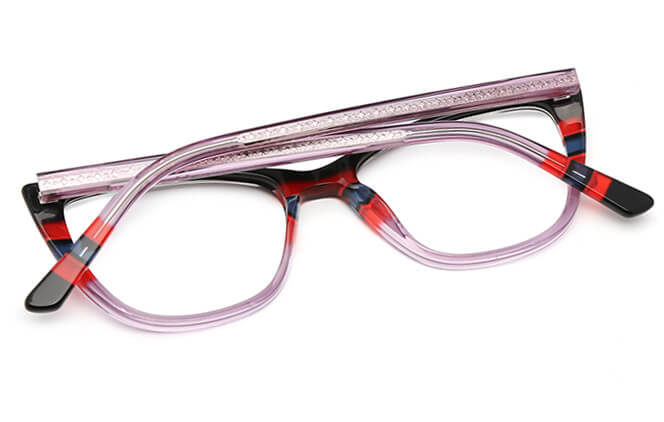 Alison Spring Hinge Cat Eye Eyeglasses
