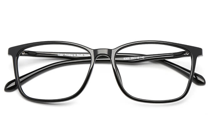 Paula Rectangle Eyeglasses