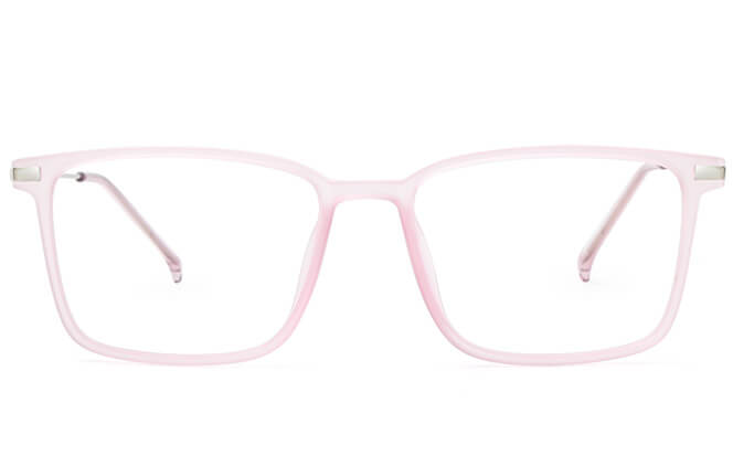 Nicole rectangle spring hinge Eyeglasses