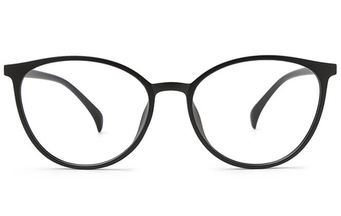 Frida Round Eyeglasse