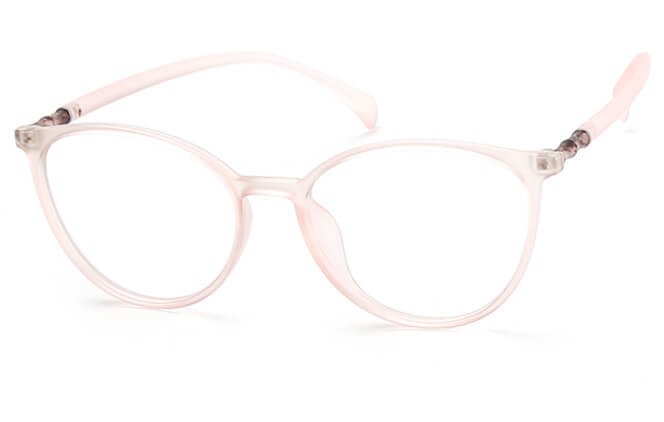 Frida Round Eyeglasse фото