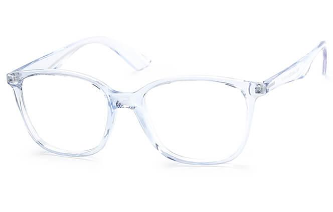 Suri Square Eyeglasses, Blue;grey;purple
