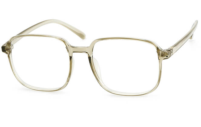 Grace Square Eyeglasses фото