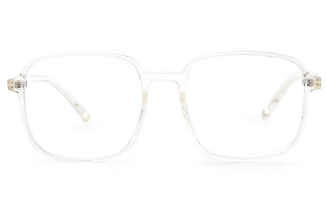 Grace Square Eyeglasses