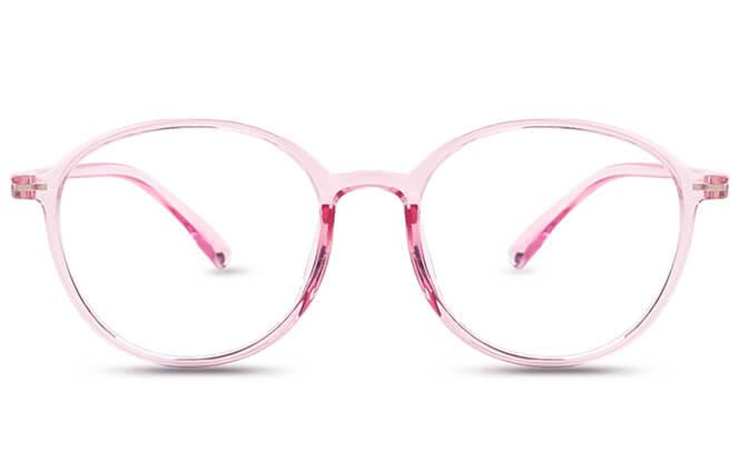 Joelene Round Eyeglasses