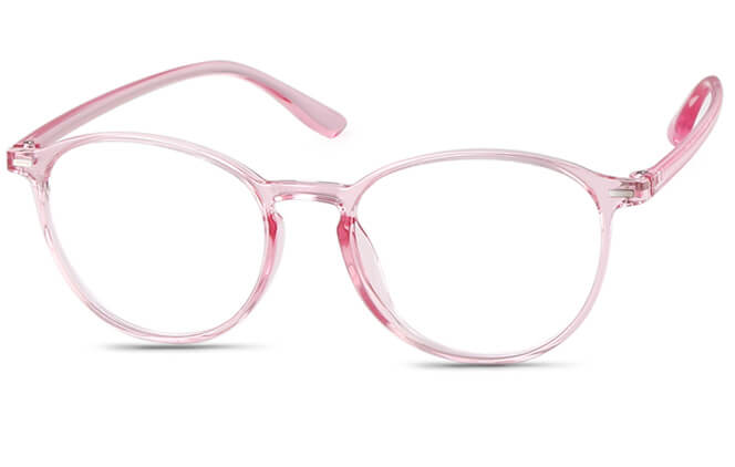 Alice Round Eyeglasses фото