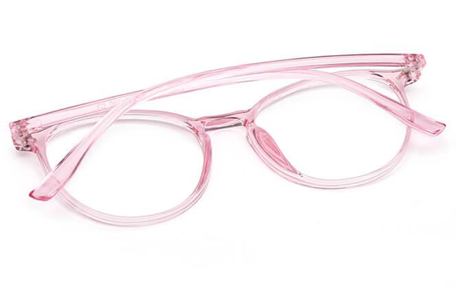 Alice Round Eyeglasses
