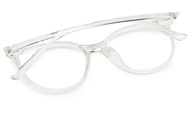 Cady Round Eyeglasses