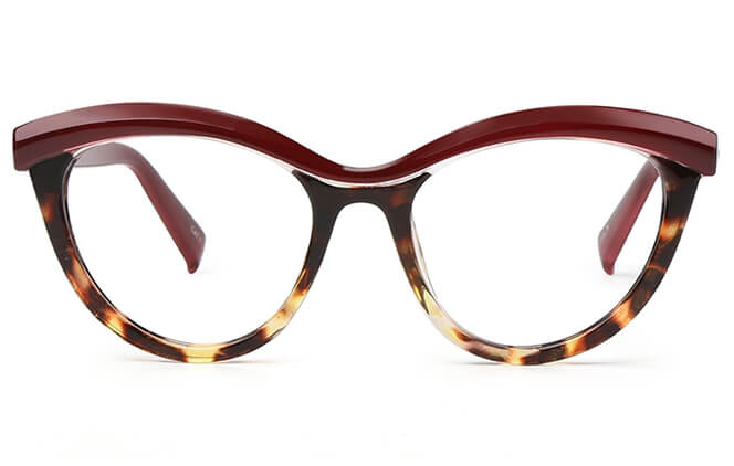Elida Cat Eye Eyeglasses