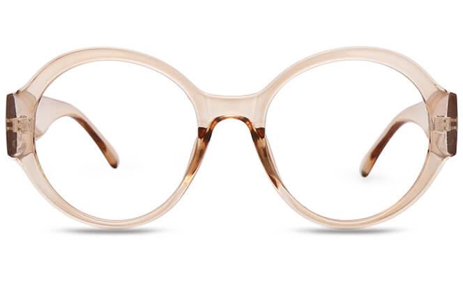 Adriana Round Eyeglasses