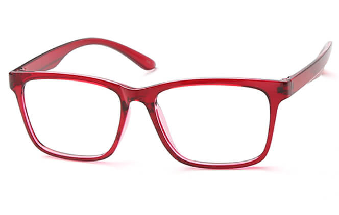 Sebastiane Rectangle Eyeglasses