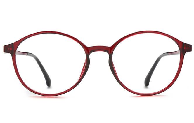 Sicily Oval Eyeglasses