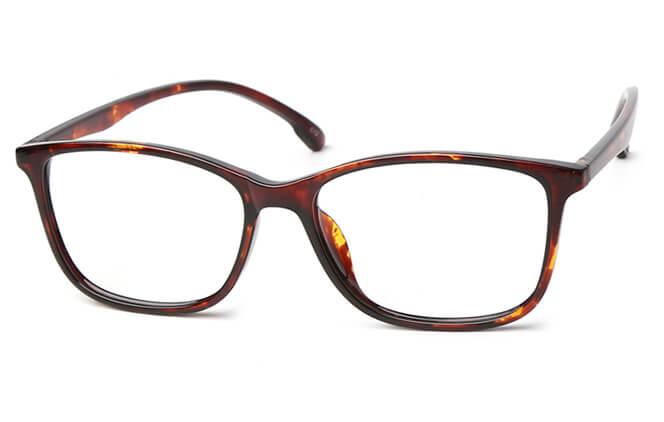 Chloe Round Eyeglasses, Purple;tortoiseshell