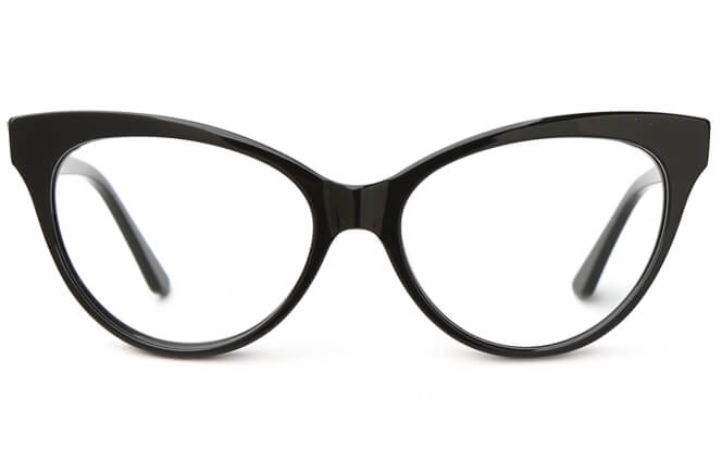 Lily Spring Hinge Cat Eye Eyeglasses
