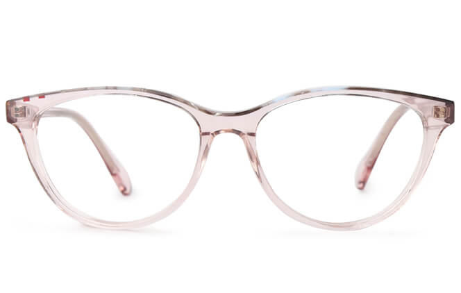 Danae Spring Hinge Cat Eye Eyeglasses