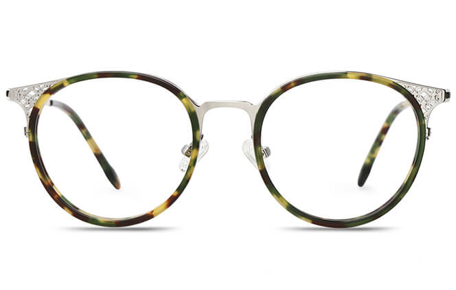 Suzie Spring Hinge Cat Eye Eyeglasses