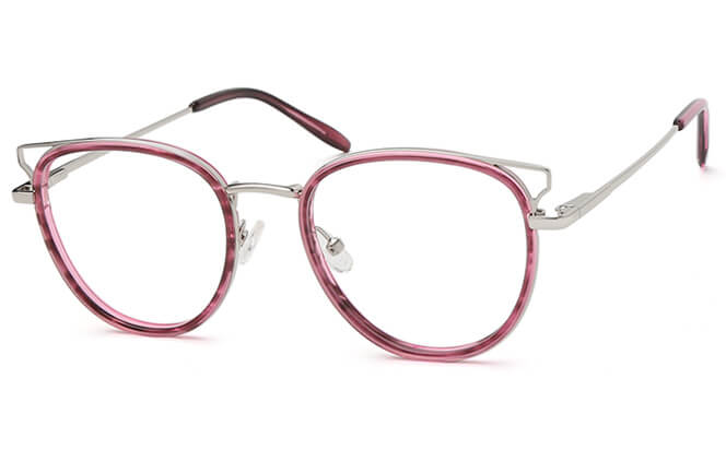 Marianne Spring Hinge Cat Eye Eyeglasses фото