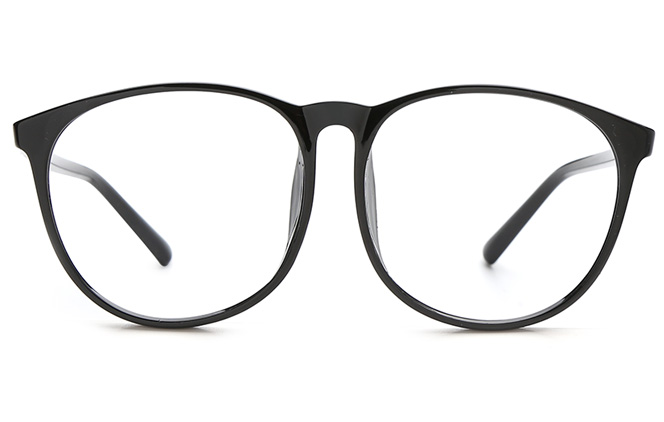 James Oval Eyeglasses